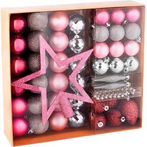 розовый набор
