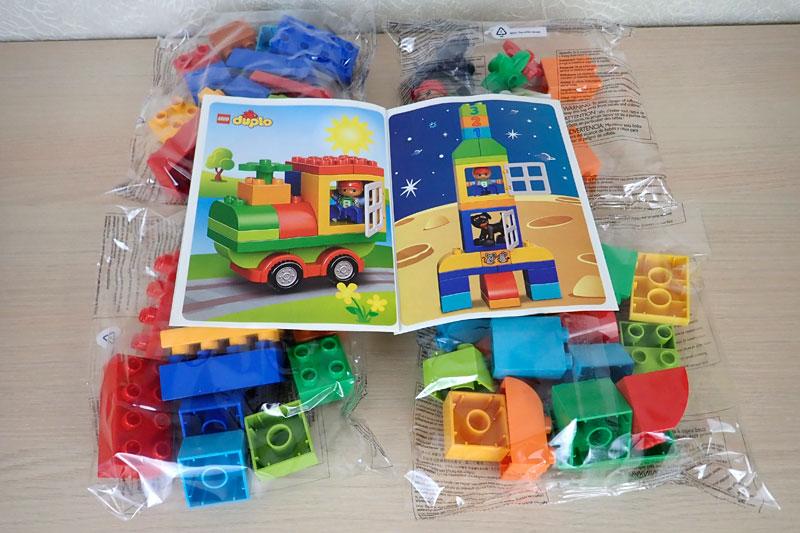 Инструкция LEGO DUPLO Механик