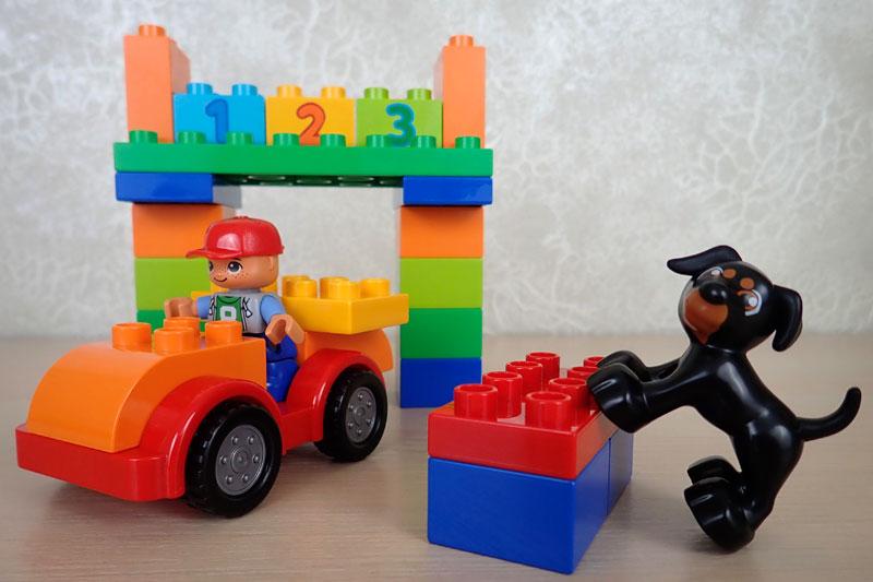 Набор LEGO DUPLO Механик