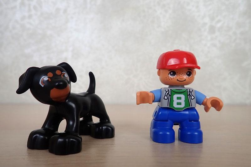 механик и собака