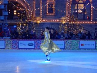 Щелкунчик на Красной площади
