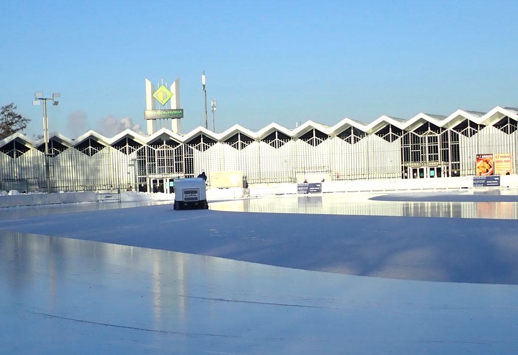 Каток Лёд