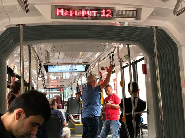 новый трамвай 12
